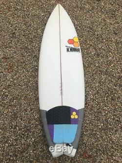 Channel Islands Weirdo Ripper 5'6 (used)
