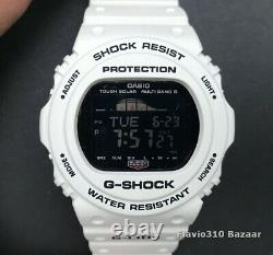 Custom CASIO G-Shock G-LIDE GWX-5700CS-7JF (3223) Atomic Solar Surf Tide Moon