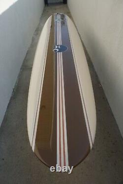 Dano + Carhartt collaboration Longboard(Surfboard) 9'6