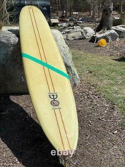 Dextra Longboard Surfboard 9'8