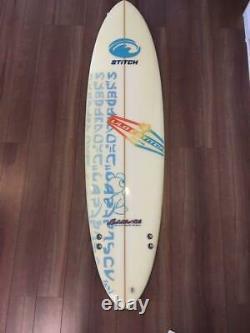 Disney Store Stitch Surfboard Fan Board Only Store Online Order 100 Rare NEW