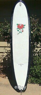 Donald Takayama Classic Noserider Hawaiian Pro Designs Surfboard Longboard 8