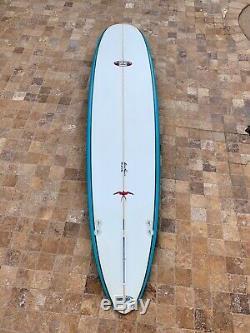 Donald Takayama Hawaiian Pro Design Surftech Noah Ka Oi Longboard Surfboard 9