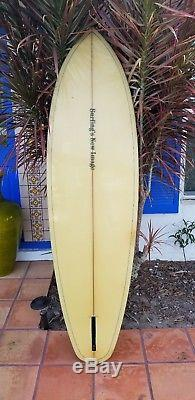 Donald Takayama/ surfings new image vintage 1970's Surfboard