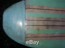 Duke Kahanamoku Surfboard