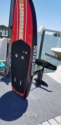 EFoil Electric Hydrofoil Flying Surfboard, Foil Wing