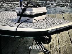 ELECTRIC POWER FIN SUP Surf Board Kayak Stand Up Paddle Board