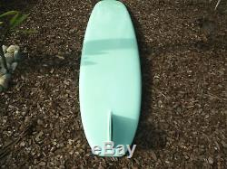 Early 60s ole surfboard 9'- rare & beautiful