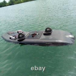 Electric Power Surfboard Surfing CARBON Jet Board 10KW Motorised Wakeboard