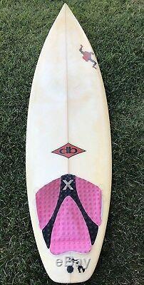 Epoxy EPS High Performance Surfboard 6'0 x 18-5/8 x 2-1/8