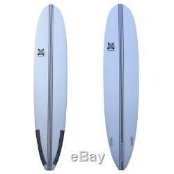 Epoxy Pro Model Longboard Surfboard 9' x 23 x 2.8 by JK 9ft