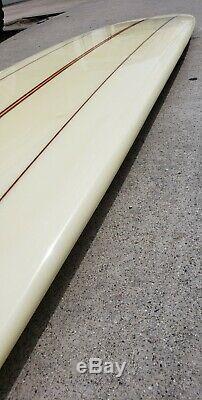 Excellent Condition Skip Frye Vintage'93 Eagle 10'3 Surfboard All Original