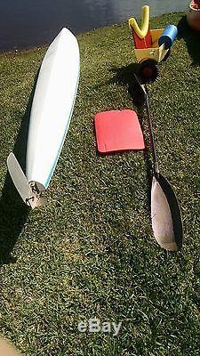 Futura Carrera Surfski surf ski 18'6x20 good shape