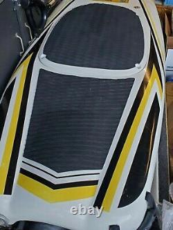 Gather Sports AquaSurf Jet Surfboard Motorized Surfboard -Powered Surfboard