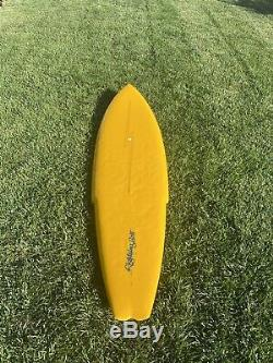 Gerry Lopez Lightning Bolt surfboard 65 Pure Source Vintage Surfboard Hawaii