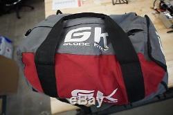 Global Kite Trix 07 9M Kite surfing kit (USED)