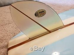 Greg Noll Surfboard Collection 2 Surfboards 2in Balsa S- Stringer & GN-67 (NEW)