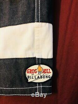 Greg Noll x Billabong collectors trunks size 34. Surfing surfboard