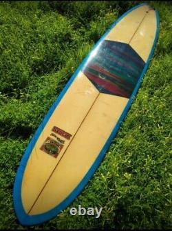 HOBIE SUPER MINI Surfboard Vintage 1968 Longboard