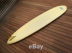 Hansen vintage Master 76 surfboard, 7'6, 1960's