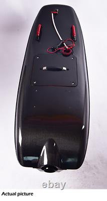High Speed 10kw Carbon Fibre Modular 51Ah Electric Jet Wakeboard Surfboard