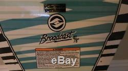 Hyperlite Broadcast Wakesurfer Wake Surf Board 2016 4'8