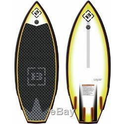 Hyperlite Byerly Misfit Wake Surf - Size 46 - Brand New