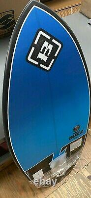 Hyperlite Limited Edition Buzz Wake Surf -colorblue- Size 52 - Brand New