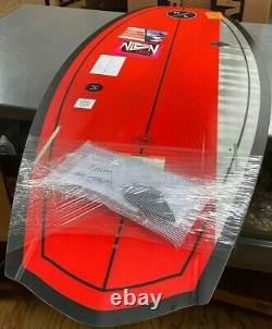 Hyperlite Limited Edition Shim Wake Surf -colorred- Size 53 - Brand New
