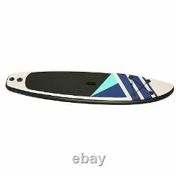 Inflatable Paddle Board Deck Surfboard Skill Levels Adult Paddleboards Youth US