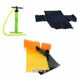 Inflatable Rescue Board Surfing Floating Mat Inflatable Jet Ski Rescue Board
