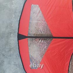 Inflatable Wing Foil Handheld Surfboarding Hydrofoil E-Surf Electric E-Foil