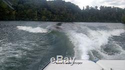 Inland Curl wakesurfing wake surf shaper