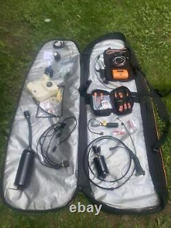 Jet surf race 2018 withlots if new extra parts