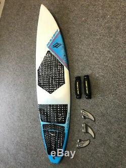 Kiteboarding surf board Naish Global Wave 5' 10