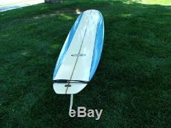 LATE 90s STEWART LONGBOARD, Collectible, MINT CONDITION Surfboard
