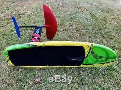 Lift 4'9 Full Carbon Foil Board, Kitefoil, Wakefoil, Pump foil, Surf