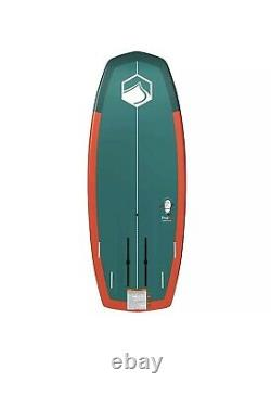 Liquid Force 2020 POD Foil 4'4 Wake Surf Board Surfboard Mastercraft Malibu