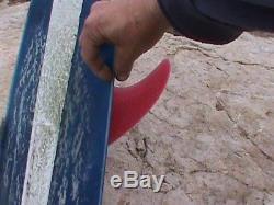 Little Wing Paipo Board 44x18 Epoxy/Fiberglass Paipo Fish Spoon 350.00 ea