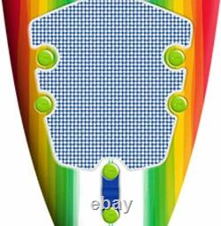 Local Pick UP in FL ONLY! Brand New Wavestorm 8' Soft Top Surfboard surf board