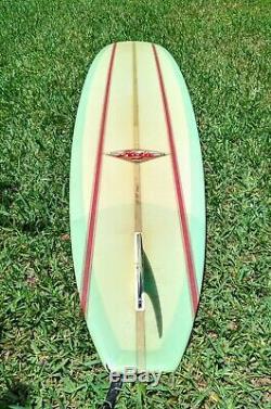 Longboard surfboard Hobie HOBIE CLASSIC Limited Edition 9.5 Ft, god condition