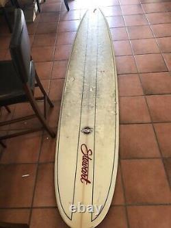 Longboard surfboard Stewart 92