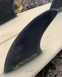 Lost surfboard By Mayhem Signed By Matt Biolos