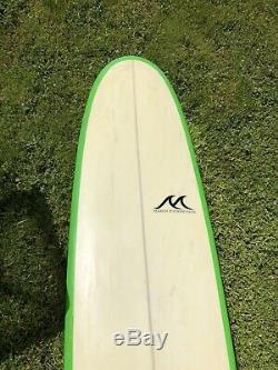 March21 84 Longboard Surfboard Tri-fin(Very Light)