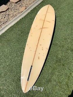 Mid 1970s skip frye surfboard