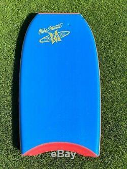 Mike Stewart Turbo III Bodyboard Vintage Boogie Board Morey Bodyboards