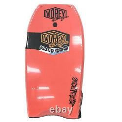 Morey Boogie Board Vapor X 42.5 New Red 32819OS. NB WHAM-O Surfing Gear