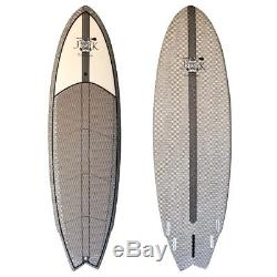NEW 9ft Epoxy/Carbon Vector Net Rocket Fish Surf Stand Up Paddle Board SUP 9ft