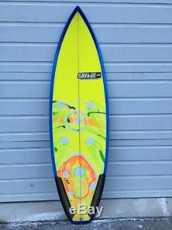 New Custom Built Surfboard made in America just the way you want it
