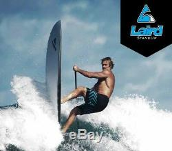 New Laird Hamilton Stand Up Surrator PVC 8'4 Paddle Board SUP 2017 Ret$2000